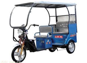 常州市国锋车辆厂三人休闲车SG010-1电动三轮车