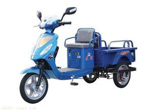 常州市国锋车辆厂小佳人轮毂折叠SG008-3电动三轮车