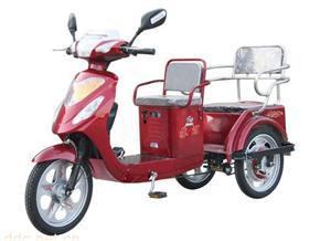 常州市国锋车辆厂小佳人中休闲SG007-2电动三轮车