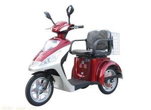 常州市国锋车辆厂幸福时光SG007-3电动三轮车休闲单座