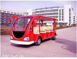 深圳凯逸十四座电动旅游观光车