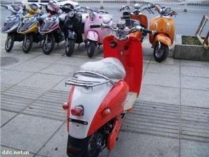 小龟王500W电动摩托车