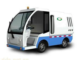 GF-DH-145-3-GQ 电动高压清洗车