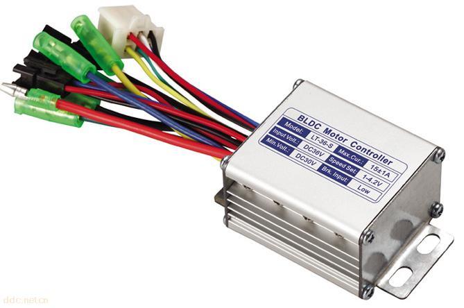 锂电池电车控制器