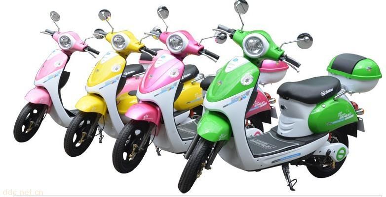 奔宝350w48v女皇电动摩托车