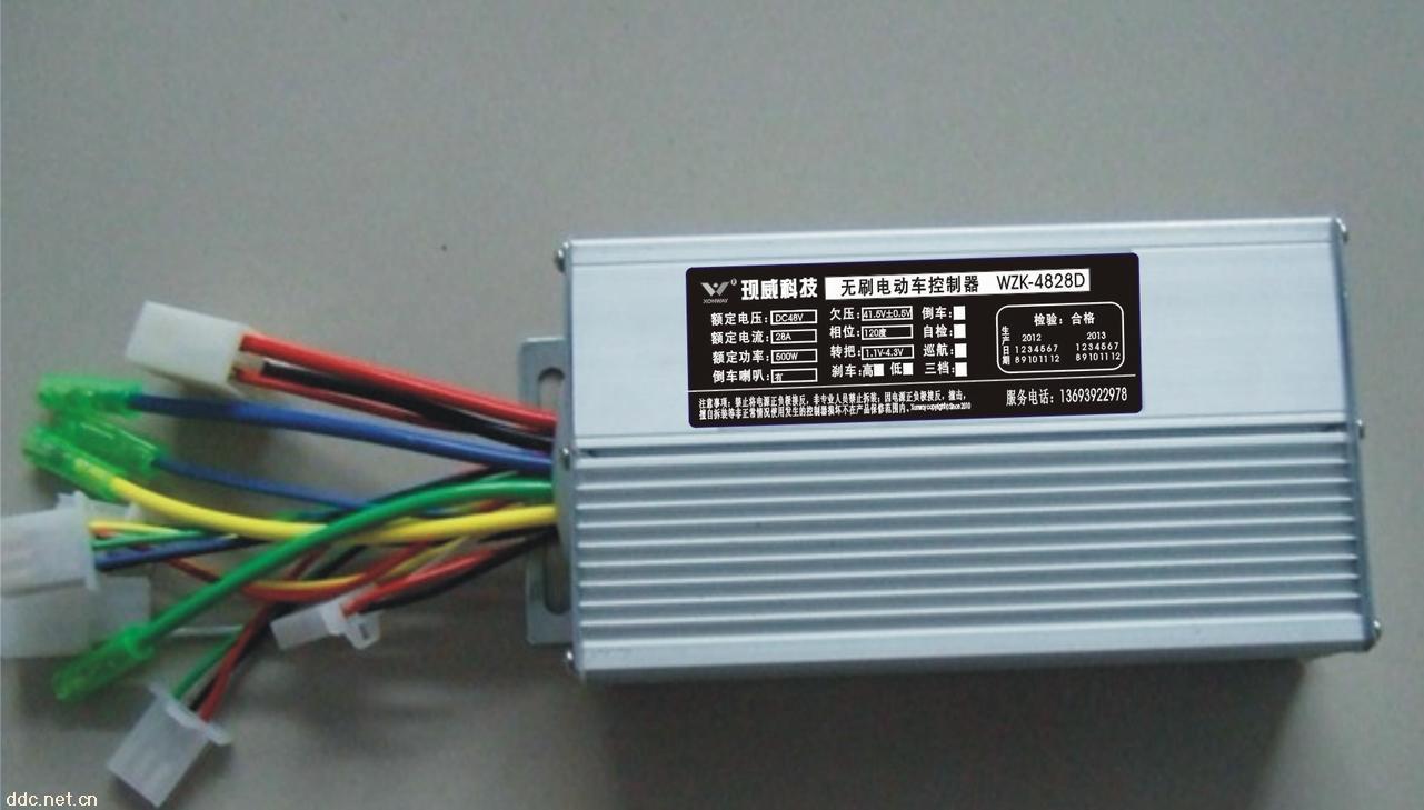 电动三轮车老是烧控制器的线是怎么回事,有人说是电机图片