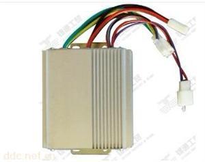 无锡48V500W有刷电动车控制器