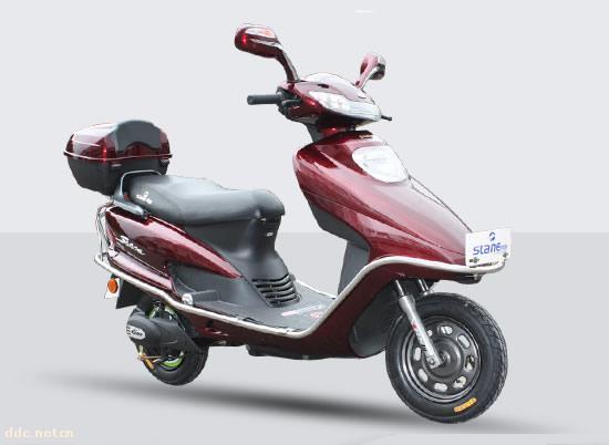 新蕾电动车电摩系列东模中沙