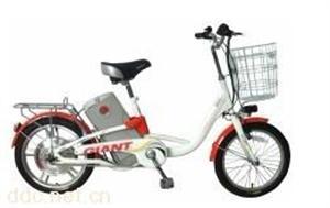 捷安特Lafree-312R时尚电动自行车