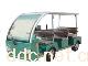 沪翔HXDC-9型8座电动游览车