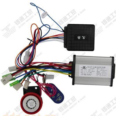 锡通350w-bj电动车无刷电机控制器
