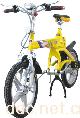 义乌折叠电动自行车