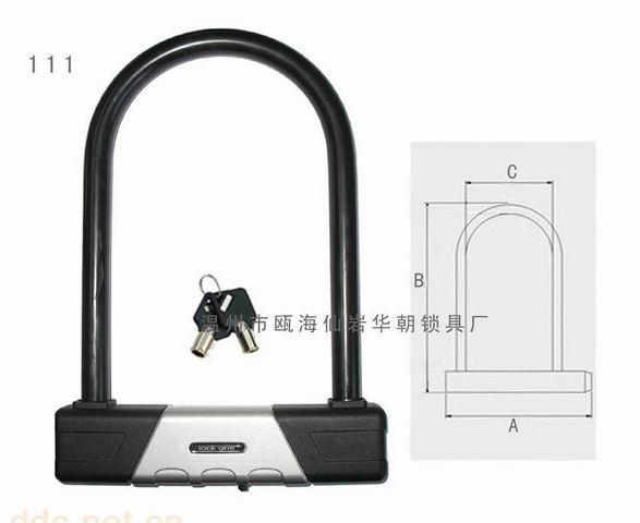 型号:111电动车锁