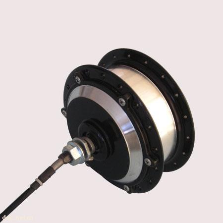 八方QSWXB黑色亮带前轮电机