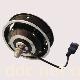 八方QSWXB4-10Z黑色前轮电机