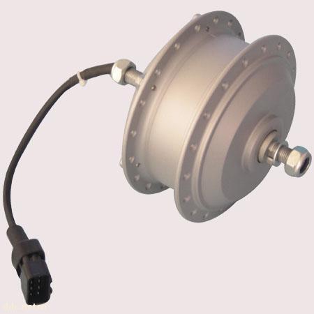 八方QSWXB银色前轮电动车电机