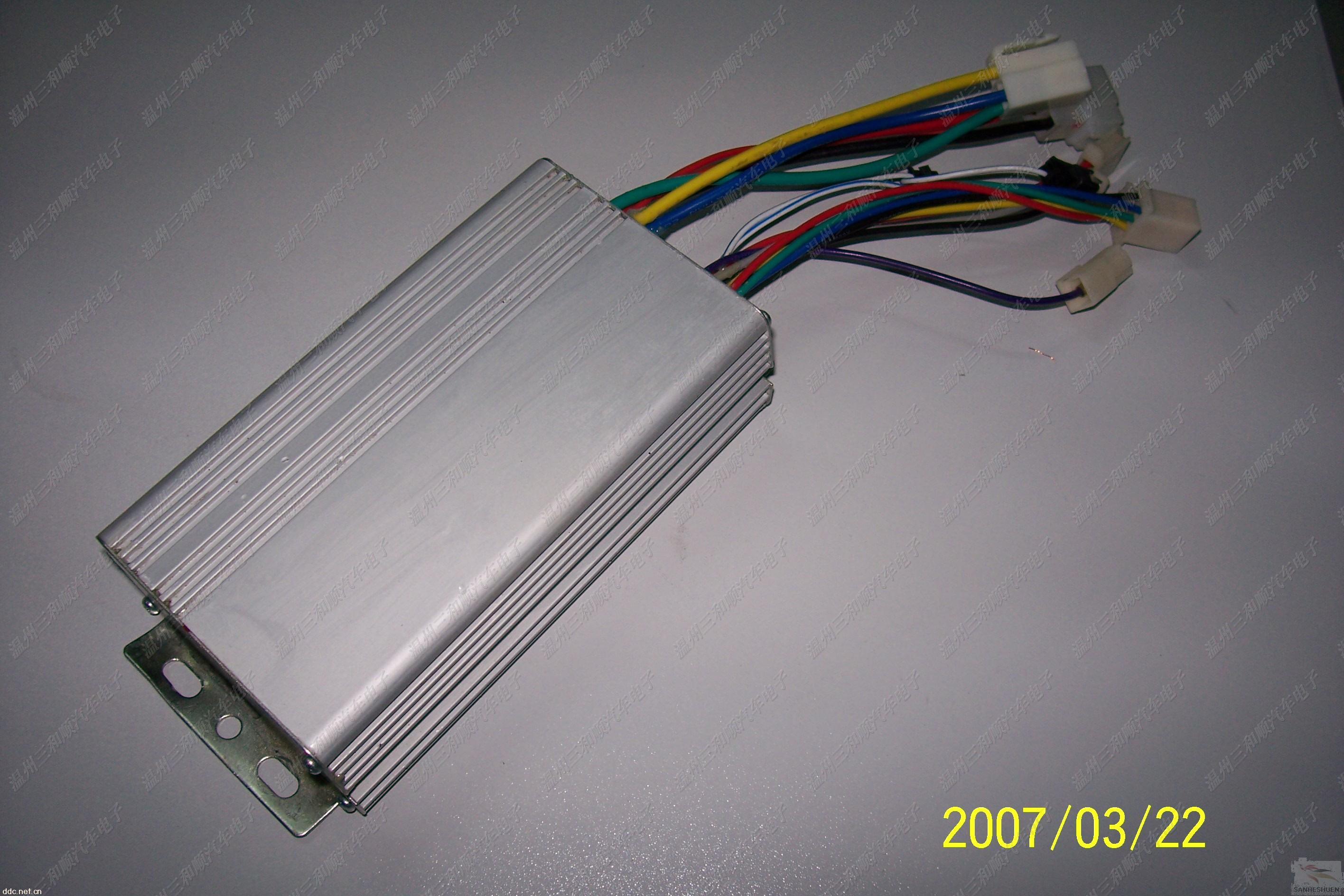 智能无刷48v500w控制器_温州三和顺汽车电子有限公司