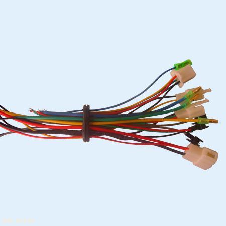扬文控制器线束