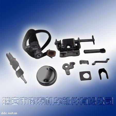 大阳套锁及附件-南泰电动车套锁