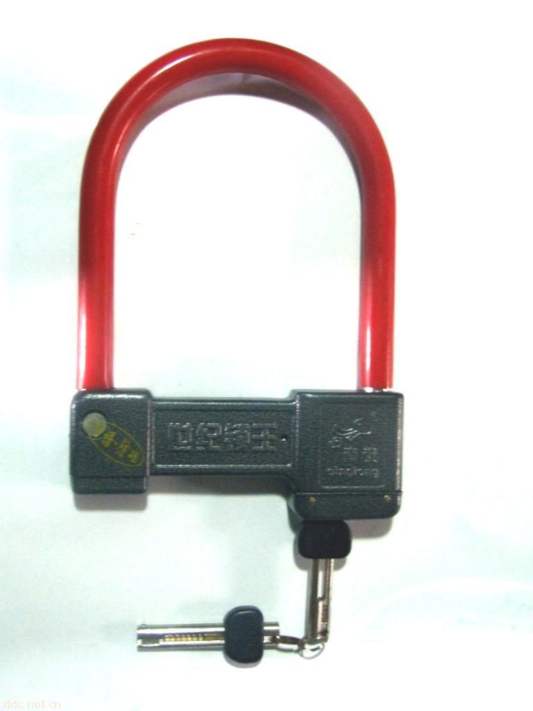 车锁结构分解图