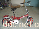 折叠自行车001