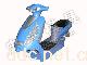 塑料电动车模具