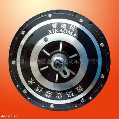 西普尔新奥玛amk-1004型大力神黑金刚电动车电机