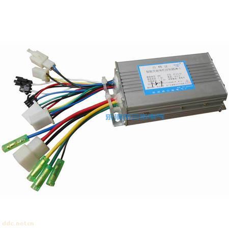 调速器 规  格: 48v/350w  产品备注: 控制无刷电机,用于电动摩托车