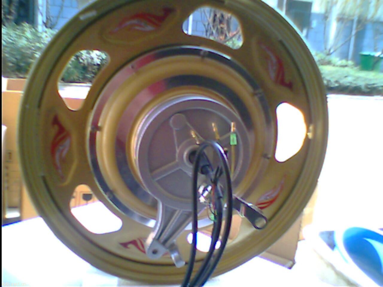 电动三轮车电机,老年休闲车电机