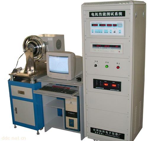 电动车电机测试系统(机柜)