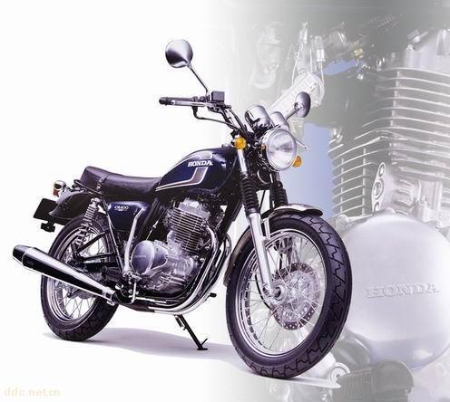 供应摩托车本田cb400ss