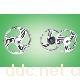 科冠电动车铝钢圈