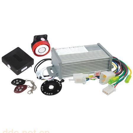 工作电压:60V 功率:350W 转把电压:1-4.2V 欠压:51.5V±0.5V 刹车电平:高电平