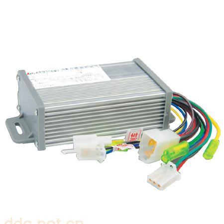 无刷自换相控制器,无刷控制器,联创24V250W控制器