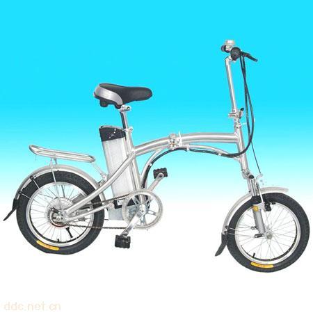 天宇TDR086Z小精灵型电动自行车