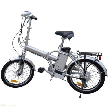 天宇奥运之星TDN087Z型电动自行车