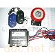 欧克36V/48V电动车防盗器电动车防盗器,电动车报警器