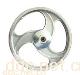 16寸大刀鼓刹铝轮 电动车铝轮