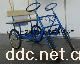 提供四轮休闲自行车
