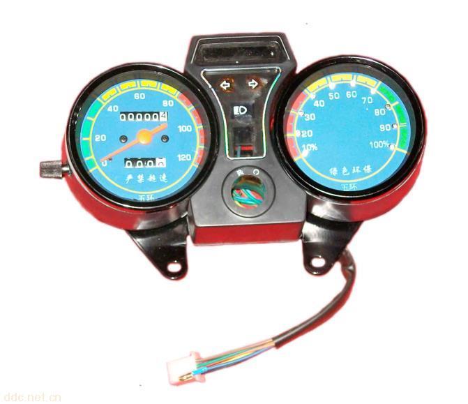 三轮车仪表接线图