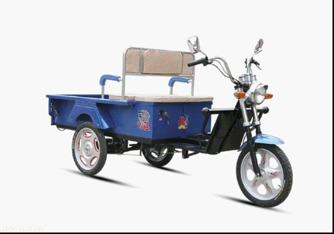 明宇家有旺太子头平板车电动三轮车