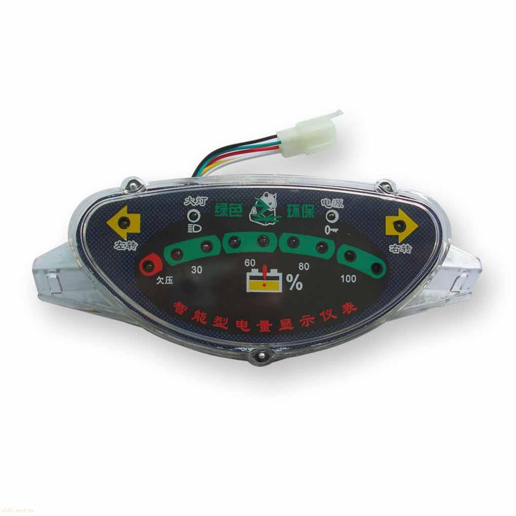 日升电动车电子仪表