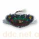 日升电动车电子仪表(外壳)