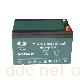 联足6-DZM-12型电池