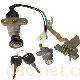 温州焕发HFD067-小龟王电动车套锁
