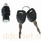温州焕发HFD102-新瑞风电动车套锁