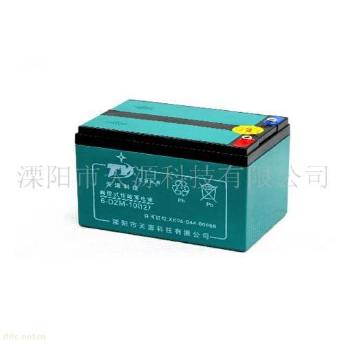"""""""天源之星""""6-DZM-12电动车蓄电池,电动车电池,蓄电池"""