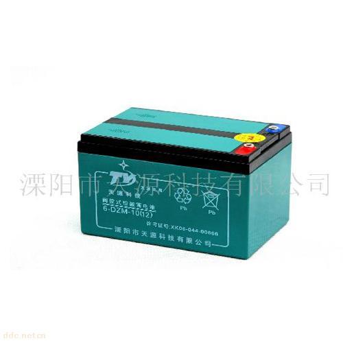 """""""天源之星""""6-DZM-10电动车蓄电池,电动车电池,蓄电池"""