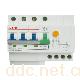 JAB7LE-63/3级+中级系列小型漏电断路器(RCBO)