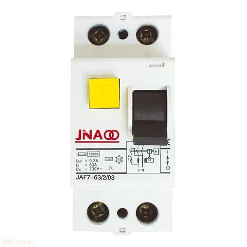 京奥JAF7-63/2级系列漏电断路器(电磁式RCCB)